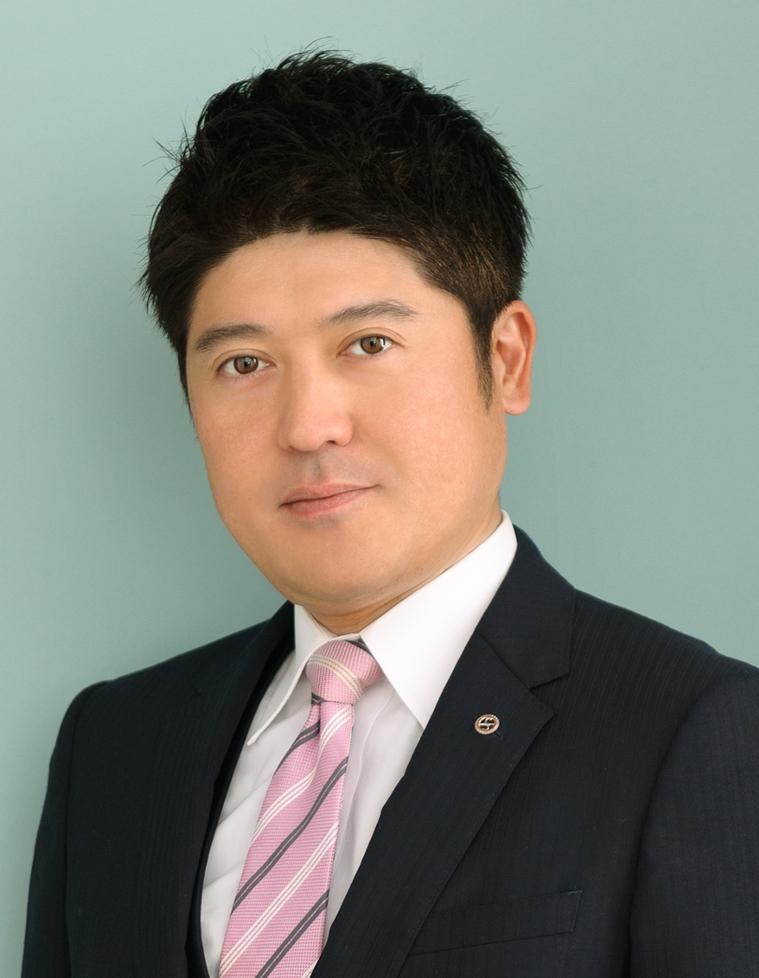 令和2年度上尾商工会議所青年部 会長 島村 典泰
